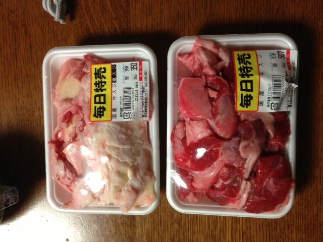 鬼スジとすじ肉の違いについてのスジ道